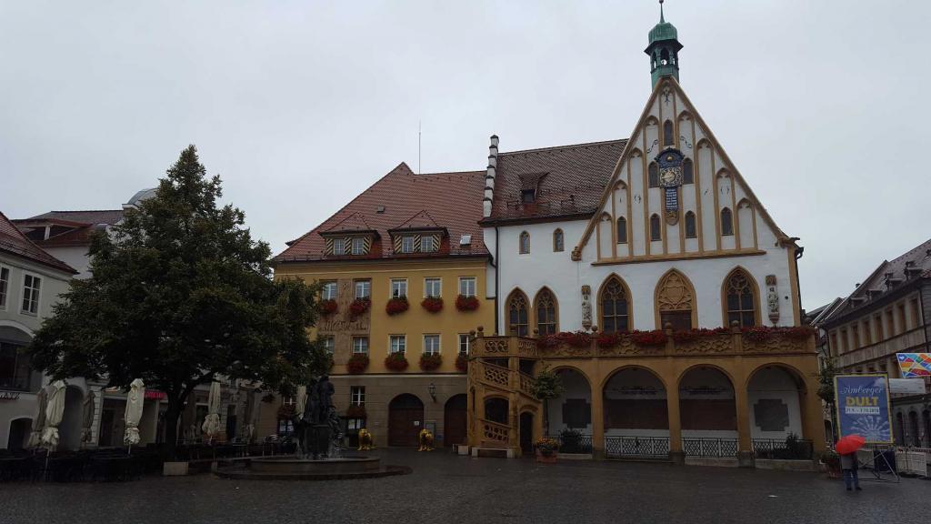 Stadtführung Amberg
